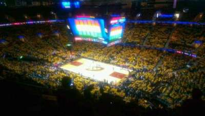 Quicken Loans Arena, section: 229, row: 12, seat: 9