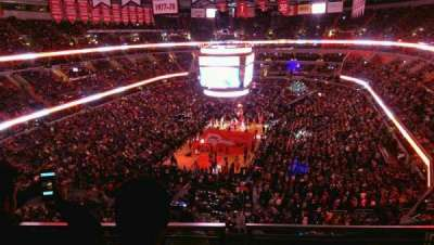 Verizon Center, section: 427, row: G, seat: 12
