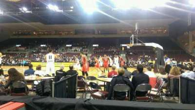 Erie Insurance Arena section 120