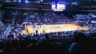 Erie Insurance Arena section 202