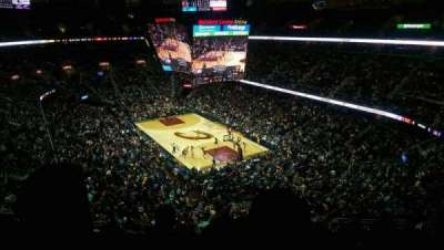 Quicken Loans Arena, section: 231, row: 6, seat: 13