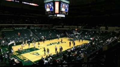 USF Sun Dome, section: 216, row: O, seat: 4