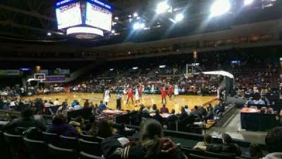 Erie Insurance Arena section 122