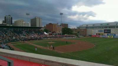 UPMC Park section Party Deck