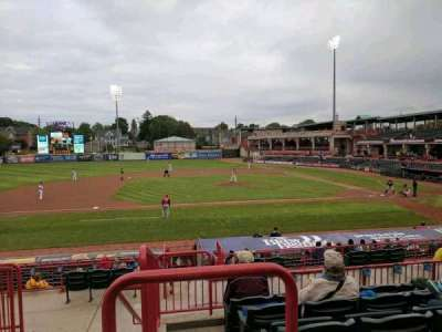 UPMC Park section 210