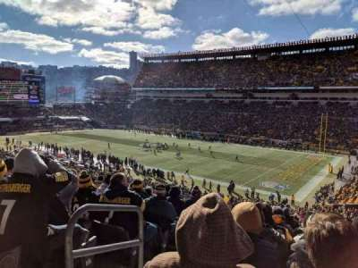 Heinz Field section 216