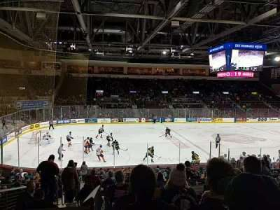 Erie Insurance Arena section 217