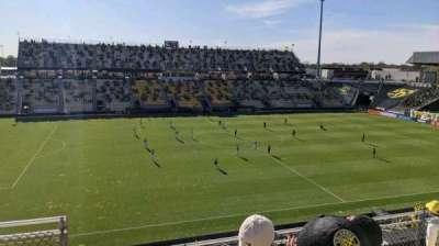 Historic Crew Stadium, section: 208, row: 5, seat: 13