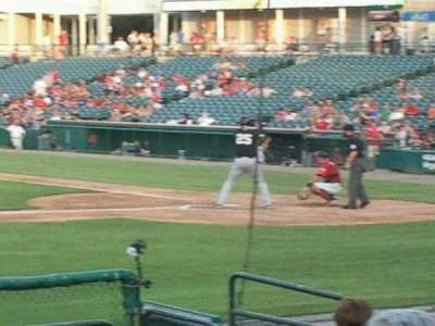 Dr Pepper Ballpark, section: 108, row: 10, seat:  6