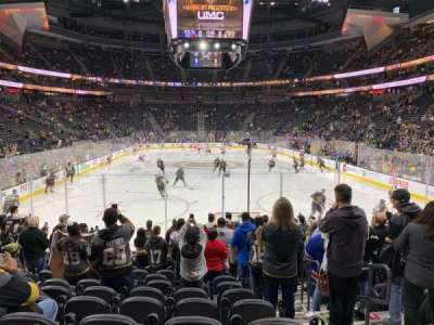 T-Mobile Arena section 20