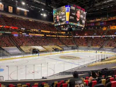 T-Mobile Arena section 13