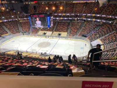 T-Mobile Arena section 207