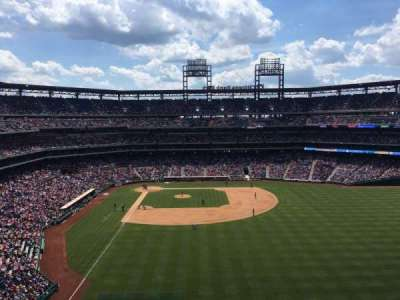 Citizens bank park  section 303
