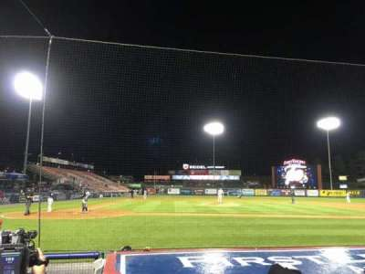 FirstEnergy Stadium (Reading), section: Right 1, row: 5, seat: 1