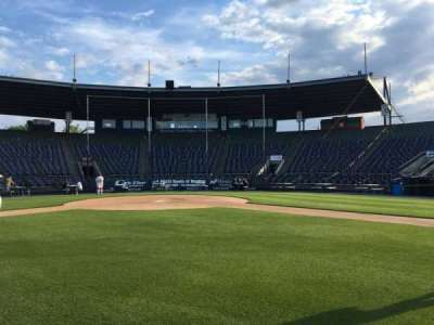 FirstEnergy Stadium (Reading), section: 2ND BASE, row: FIELD