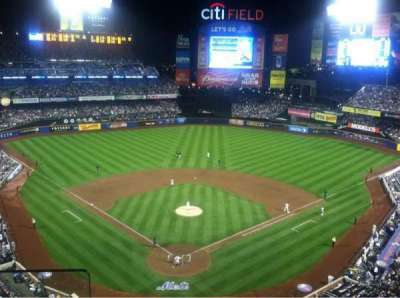 Citi Field, section: 513, row: 2, seat: 1