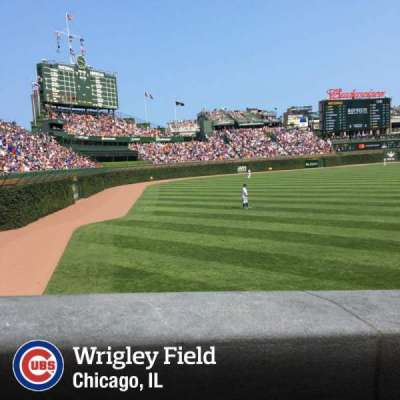 Wrigley Field section 101