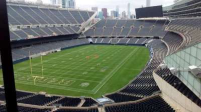 Soldier Field section Suite