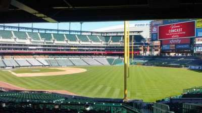 Comerica Park, section: 108