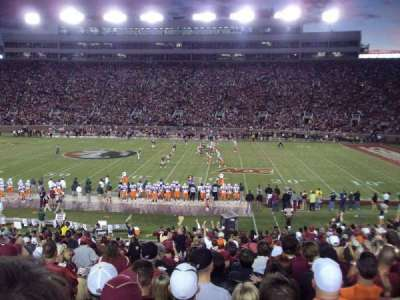 Bobby Bowden Field at Doak Campbell Stadium section 8