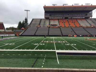 Reser Stadium, section: 118, row: 5, seat: 11
