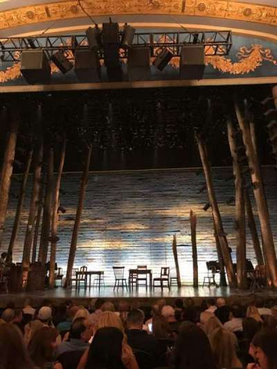 Gerald Schoenfeld Theatre, section: Orchc, row: K, seat: 111