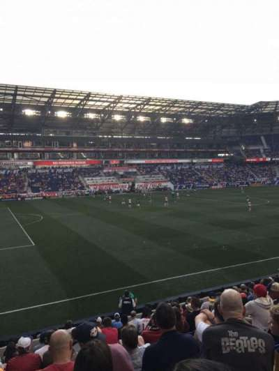 Red Bull Arena section 128