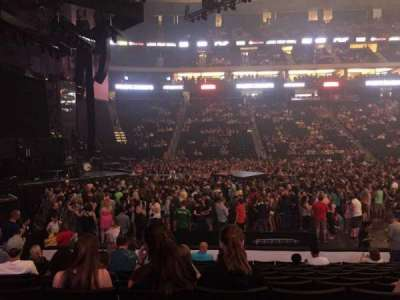 Xcel Energy Center, section: 118, row: 9, seat: 11