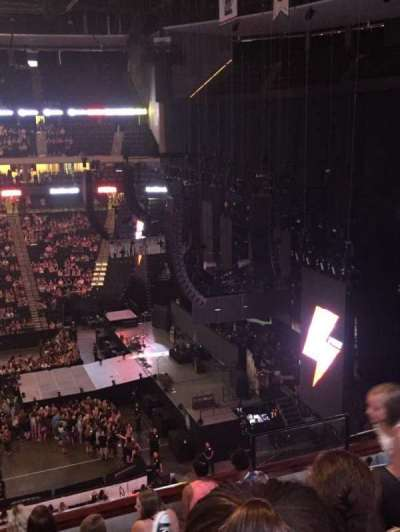 Xcel Energy Center, section: C4, row: 7, seat: 8