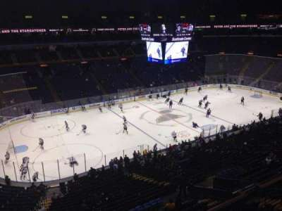 Scottrade Center, section: 306, row: A, seat: 1