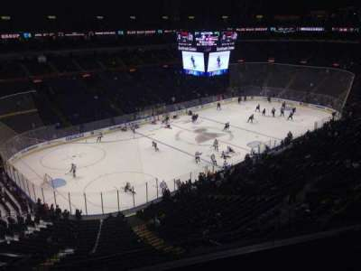 Scottrade Center, section: 307, row: D, seat: 5