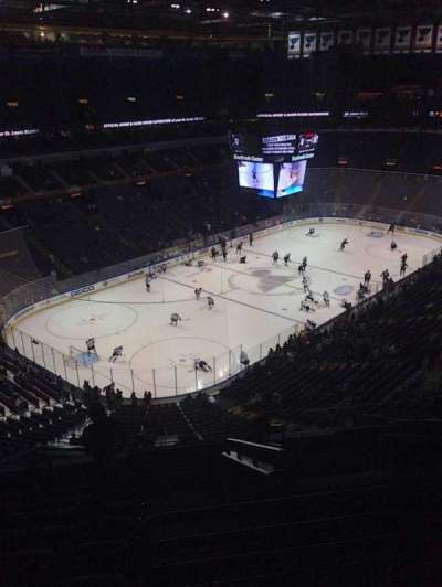 Scottrade Center, section: 308, row: K, seat: 3