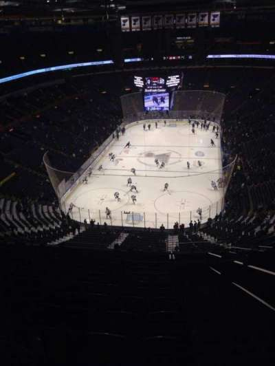Scottrade Center, section: 311, row: Q, seat: 2