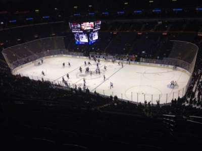 Scottrade Center, section: 317, row: M, seat: 4