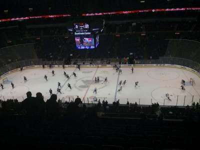 Scottrade Center, section: 319, row: K, seat: 9
