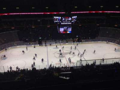 Scottrade Center, section: 321, row: J, seat: 3