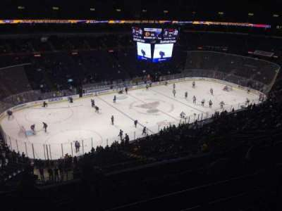 Scottrade Center, section: 323, row: H, seat: 12