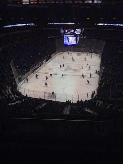 Scottrade Center, section: 327, row: K, seat: 9