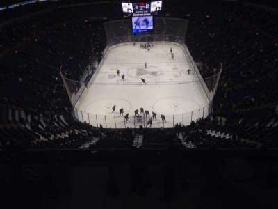 Scottrade Center, section: 329, row: L, seat: 2