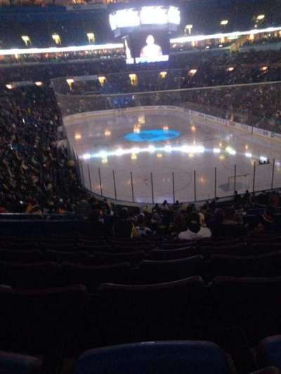 Scottrade Center, section: 333, row: C, seat: 12