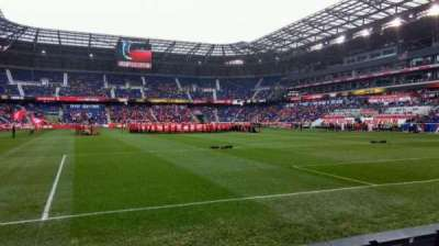 Red Bull Arena, section: 119, row: 2, seat: 21