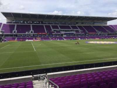 Orlando City Stadium, section: 37, row: L, seat: 1