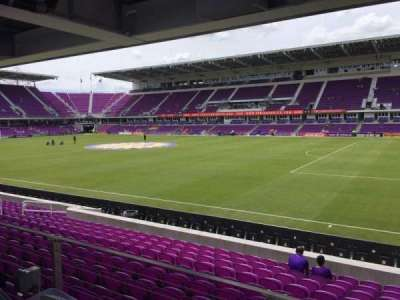Orlando City Stadium, section: 31, row: M, seat: 02