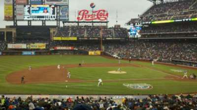 Citi Field, section: 122, row: 31, seat: 4