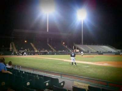 Mckechnie Field, section: Box 14, row: 6, seat: 6