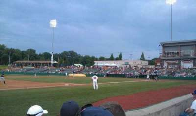 Joseph L. Bruno Stadium, section: 250, row: D, seat: 3