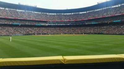Turner Field, section: 148L, row: 13, seat: 109