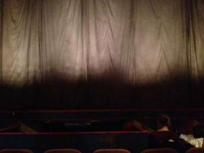 Music Box Theatre, section: Orchestra Center, row: D, seat: 106