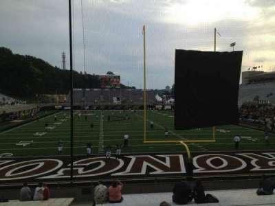 Waldo Stadium section X