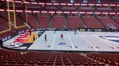 Honda Center, section: 224, row: S, seat: 8